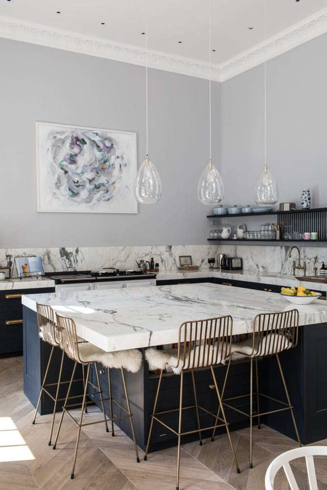 Nice Anatomy of an Absolutely Amazing Kitchen Island Apartment Therapy