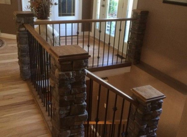 Ready Stack (Color: Almond Buff) manufactured stone veneer by Kodiak Mountain Stone
