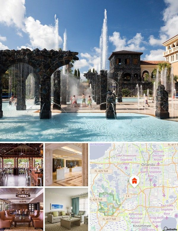 Four Seasons Orlando At Walt Disney World Resort (Orlando, Соединённые Штаты Америки (США))
