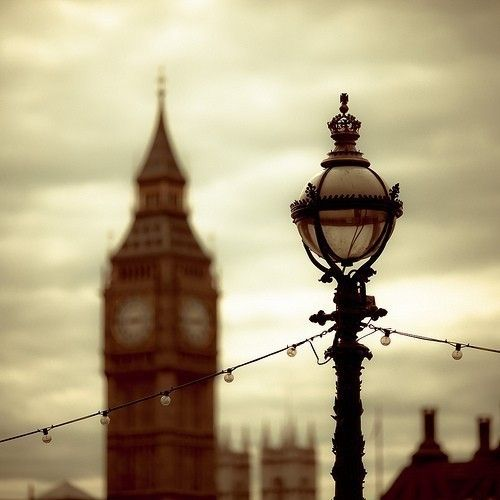 London, city of stories!