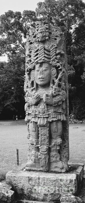 Mayan site of Copan, Honduras.  Photo: Trude Janssen (a UNESCO World Heritage Site)