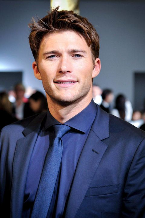 """Last summer Scott Eastwood channeled leading men of the 1960s—including his father Clint—for a Town & Country photo shoot. We'd like to say that we anticipated the viral reverberations, the virtual drooling (""""Beyond lickable"""" was one memorable, if crass, response), but that would be lying. """"I heard some things,"""" Eastwood says of the commotion he caused. """"But, to be honest, I was in London filming a movie""""—the World War II drama Fury—""""and didn't pay much attention. These things come and go…"""