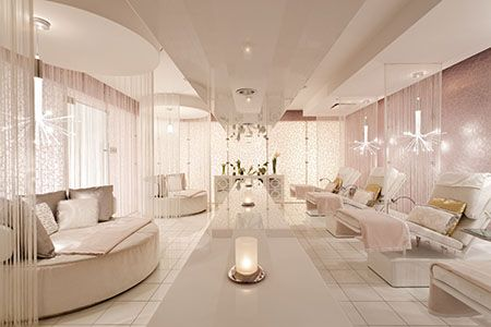 Find places to escape noise and technology – such as the Sanctuary at The Ritz-Carlton Spa, Los Angeles. These pockets of calm give your mind a break from the sounds and stresses of daily life, and allow you to recharge.