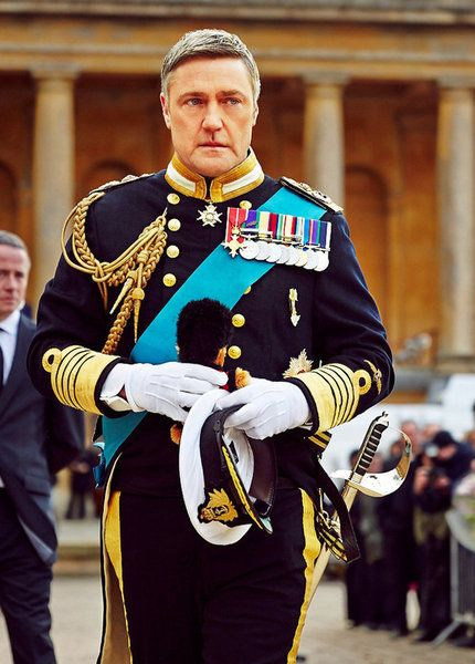 Vincent Regan in The Royals