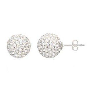 Pin By Monika Pavicic On Diamond Earrings Pinterest Sterling Silver Studs And