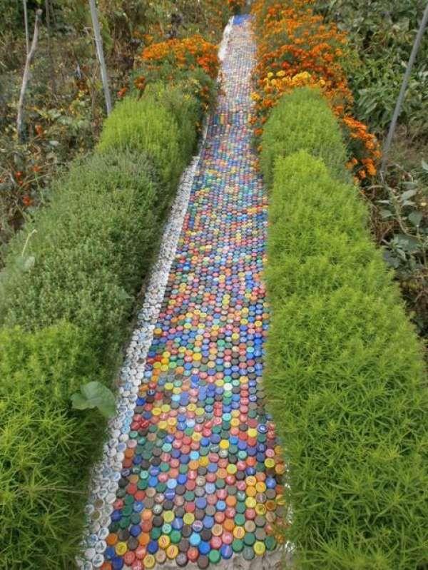 21 idées à couper le souffle pour recycler les bouchons en plastique