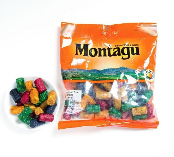 A favourite for #kids and grownups alike...sugar-coated fruity drops are a #sweet #treat for kids during the day. They're high in #fibre and #energy. Read more: http://bit.ly/1SshSBz