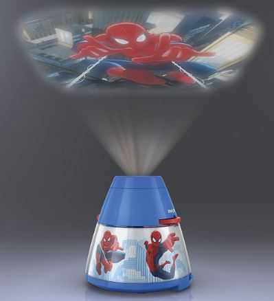 spiderman projector light spiderman bedroom ideas http://wallartkids.com/spiderman-themed-bedroom-ideas