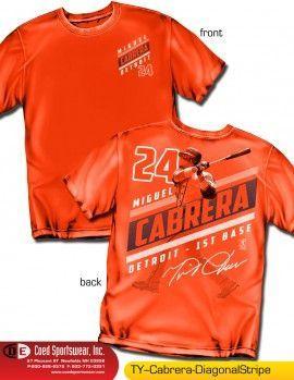 MLB - Tigers / Cabrera - Tee Shirt