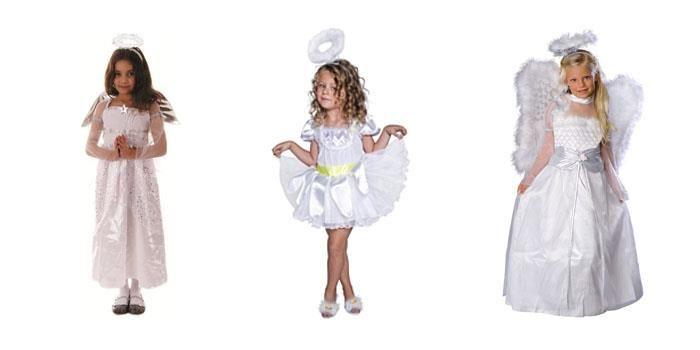 Своими руками делаем крылья ангела костюм на новый год
