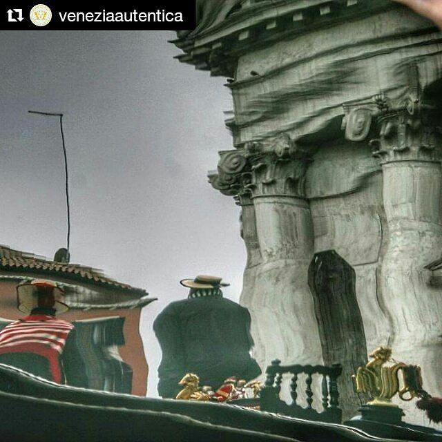 Ancora grazie @veneziaautentica! #Repost @veneziaautentica with @repostapp  Great photo from @gigli_1951 - 'Distorsione' -------------- YOU CAN HELP US SHOWING THE Real VENICE  Use #veneziaautentica #thisisvenice #venice360 Too many times what is shown of #Venice remains limited to palaces and canals. Venice is indeed an architectural and aesthetic wonder but it is also much more. Now you can help us showing the #real and #authentic Venice the #city as its known and lived by its #locals and…