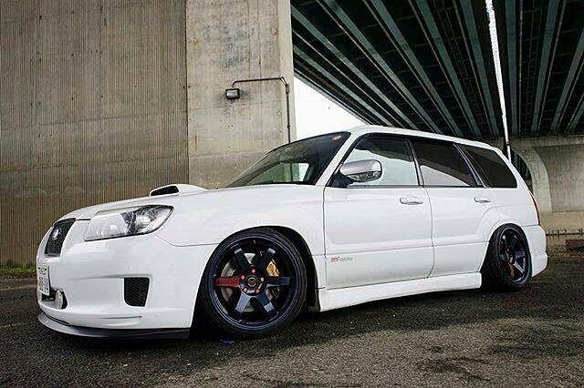 New wheels looks so wicked bro! Well done  Owner: @Jochy06sg9 Photographer: @Matt.lee.jp  @Fozmafia on Facebook/Instagram  Tag 2 friends who love Foresters  #Fozmafia #Subaru #Forester #XT #GT #suby #subie #subylove #subystance #stance #fozz #fozzy #foresters #sti #turbo #boost #ej #subylife #japanese #jap #japspec #jdm #slammed #foresterlove #wagon #worldwidesubaru #awd #fitment #wheels #custom