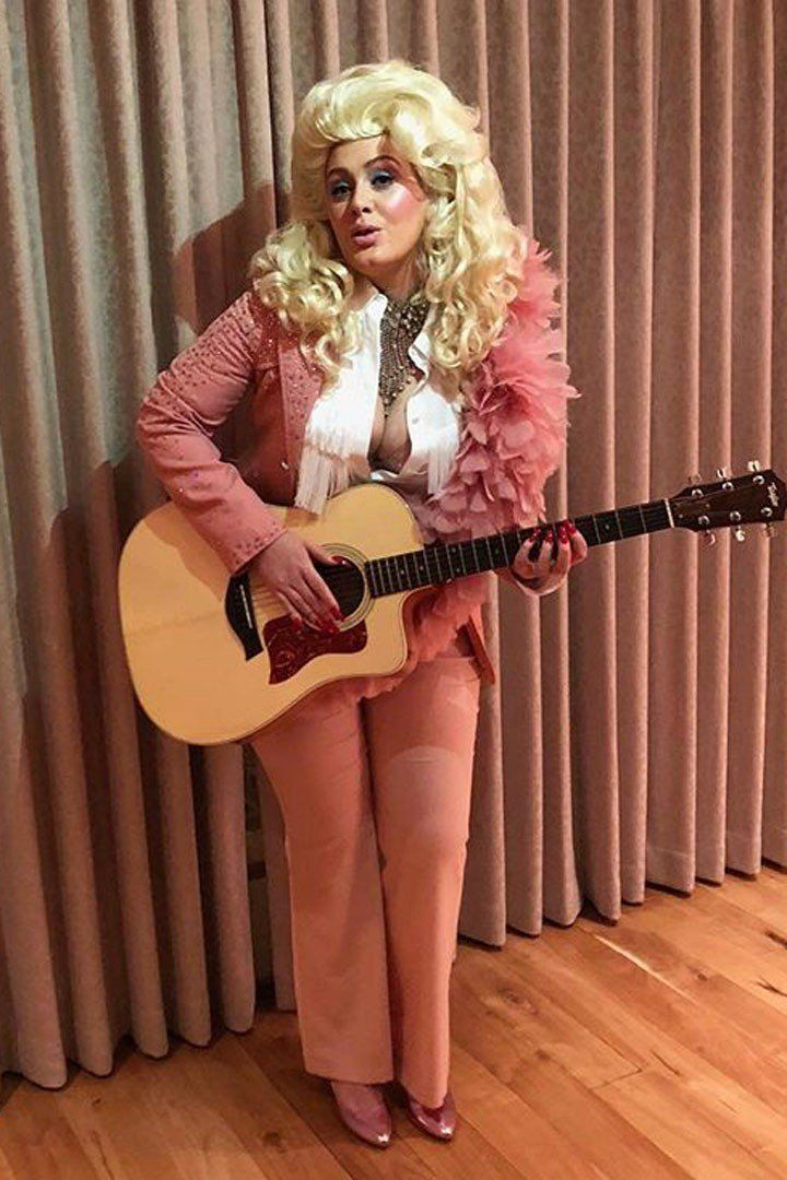 Adele Dressed Up as Dolly Parton, and Dolly's Response Will Have You Fangirling, HARD!