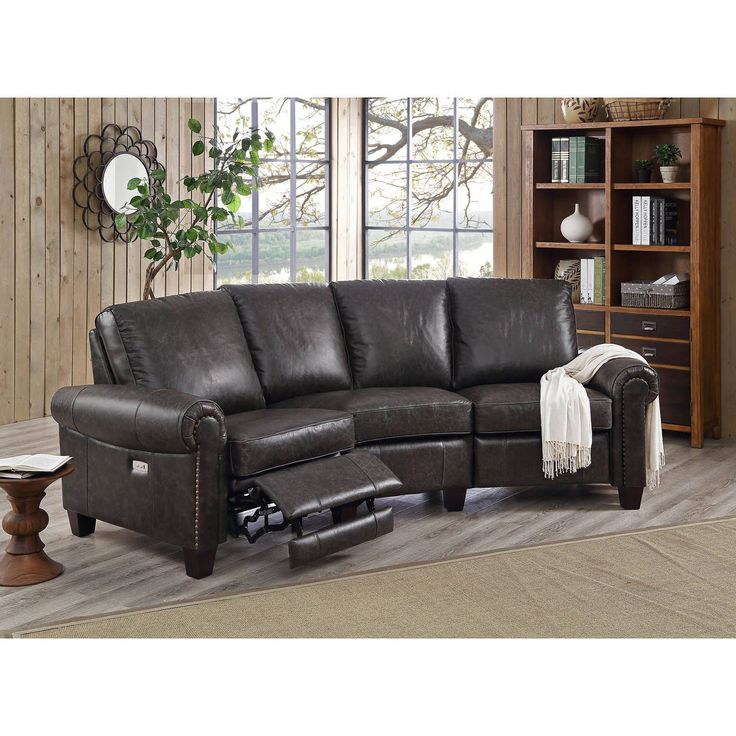 Italian Leather Sofa Charlotte Nc: Best 25+ Reclining Sectional Ideas On Pinterest