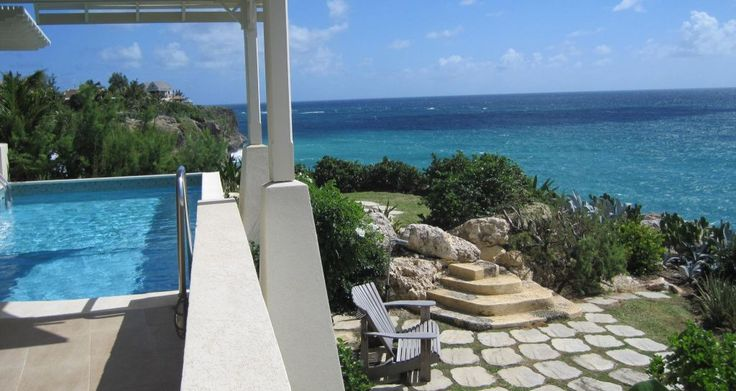 Set on a clifftop on the tranquil south-east coast of Barbados, this elegant 3 bedroom villas offers stunning ocean views and a relaxing ambiance perfect for unwinding in a tropical setting.