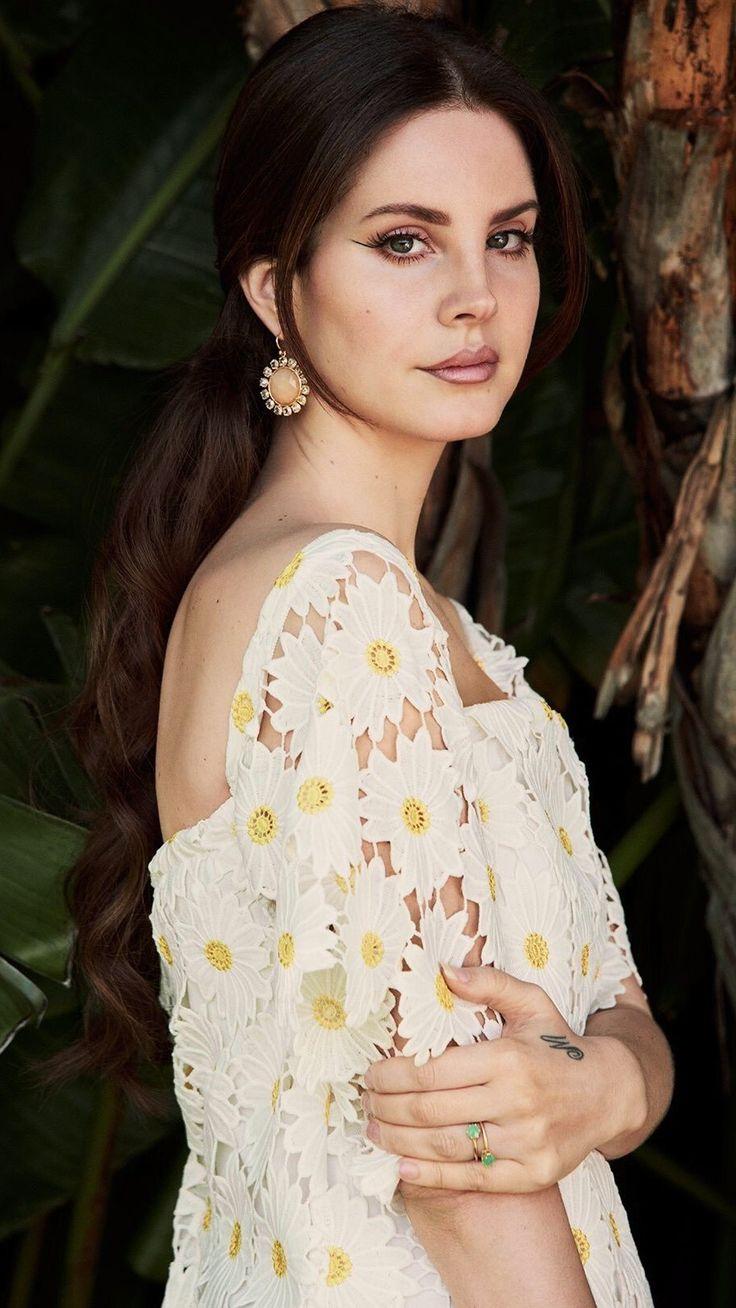 Stunning Lana Del Rey for Grazia Magazine (August 2017) #LDR