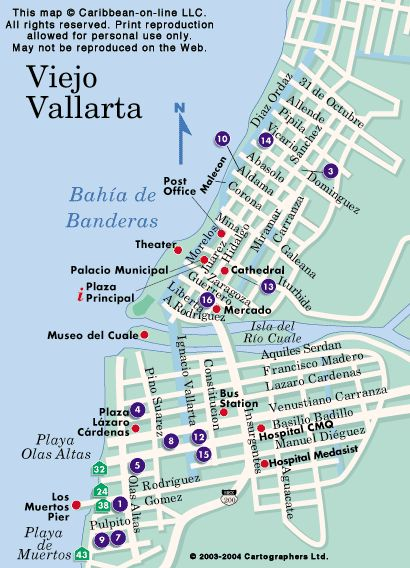 39 best Maps of Puerto Vallarta images on Pinterest Maps Mexico