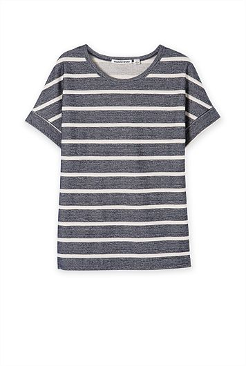 Country Road - Blanket Stripe T-Shirt