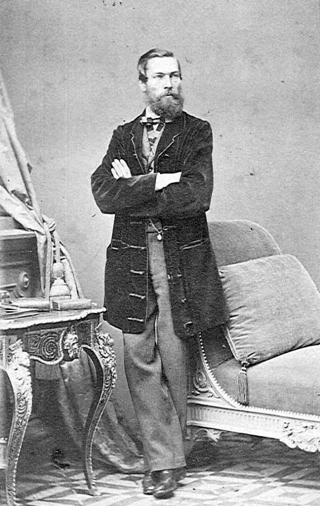 Ludwig Mária Mauritius Angerer