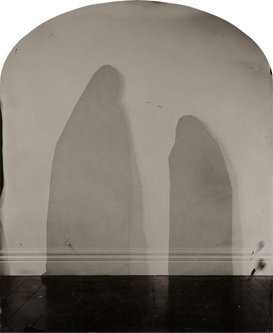 'Ghosts' series Ghosting - Ben Cauchi 2004