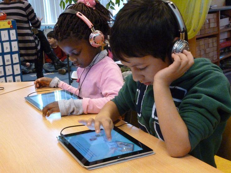 Gebruik van de iPad in het primair onderwijs | Rian Visser