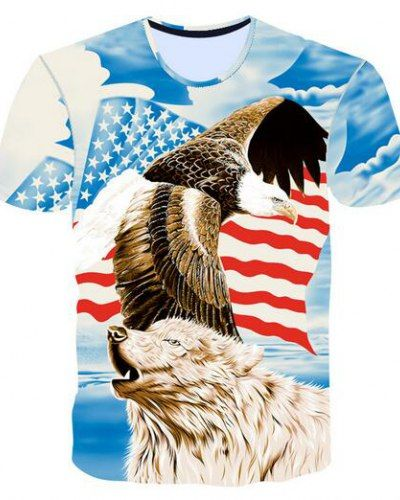 https://www.tshirtxy.com/3d-wolf-eagle-t-shirt-american-flag-blue-sky-short-sleeve-tee-for-men-xxxl