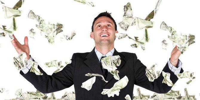 Menggali Ilmu Mencari Uang: Survei Membuktikan, 19 Persen Orang Miskin Bisa Ja...