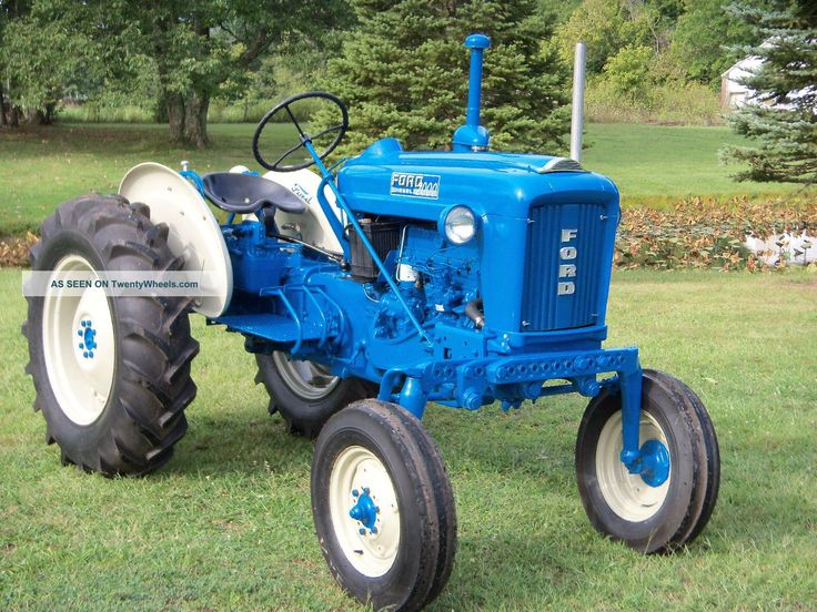 Ford Tractor Model 501 : Best images about offset tractors on pinterest power