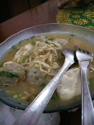 indonesian meatball