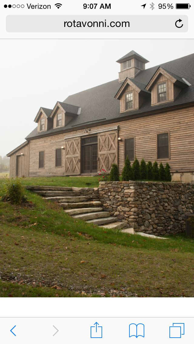 236 best barn conversions images on Pinterest | Barn living, Pole ...