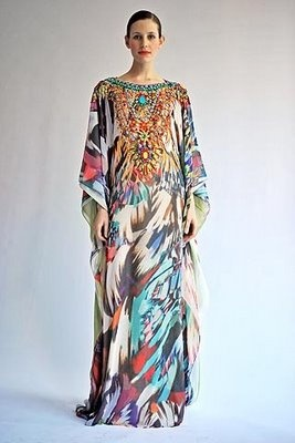 Hello you beautiful kaftan.