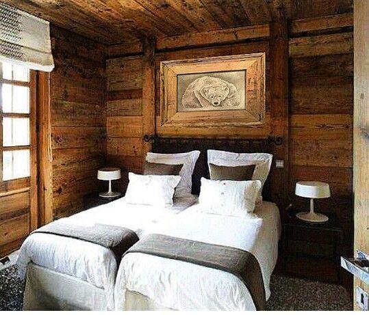 Oltre 25 fantastiche idee su camere da letto da baita su for Kit da baita di 5 camere da letto
