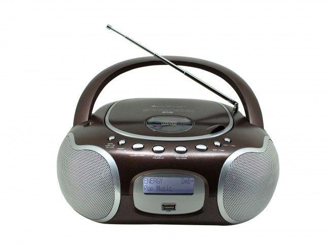 Soundmaster SCD4200BR - DAB+ Radio's - Radio's - 123platenspeler.nl
