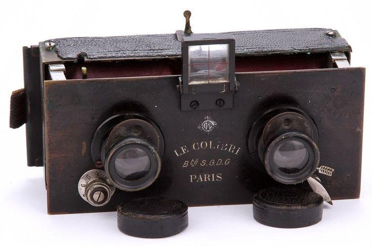 Stereo Camera Le Colibri Paris   eBay