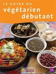 Vous trouverez ici de nombreuses brochures et fiches d'information pour vous renseigner sur l'alimentation végétarienne.