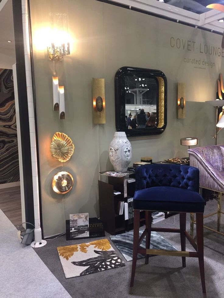 Covet House with a presence on BDNY! See more clicking on the image. #bdny #hospitalitydesign #interiordesign #architecture