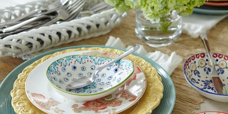 1000 Ideas About Casual Table Settings On Pinterest