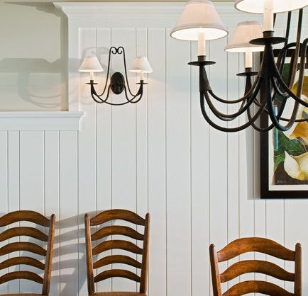 17 best images about bead board and wood planks on furniture bringing rustic coastal vibes to my dining room