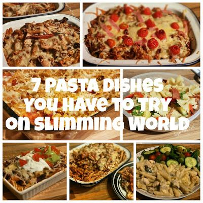 Sugar Pink Food: 7 Pasta Dishes You'll Love If You're On Slimming W...