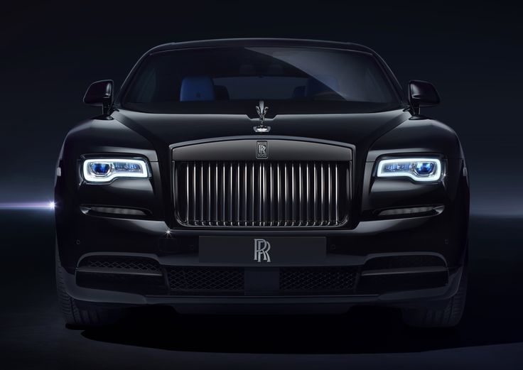 "Rolls-Royce Wraith ""Black Badge"" '2016"
