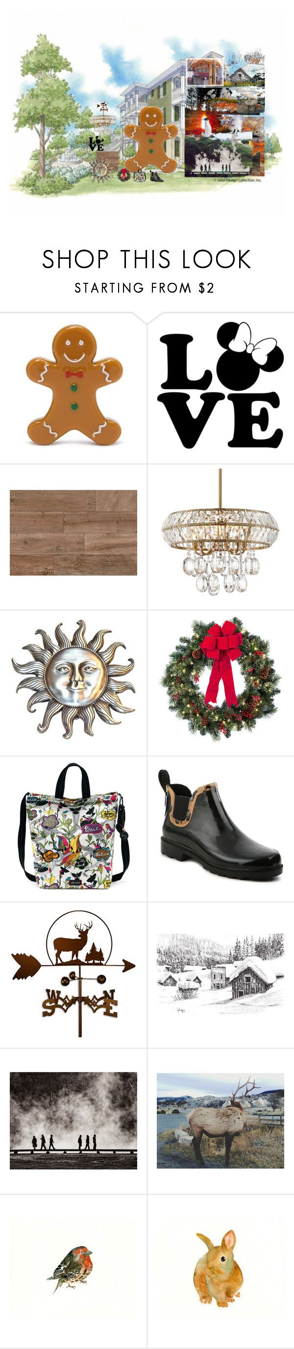 """""""Bin Ya g"""" by polyvo-268 ❤ liked on Polyvore featuring Forever 21, Disney, Vienna Full Spectrum, Improvements, Sakroots, Ultimate and Kevin Russ"""