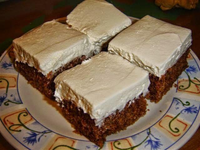 Vlhký koláč: tak jednoduché a šťavnaté, že budete chcieť každý deň…