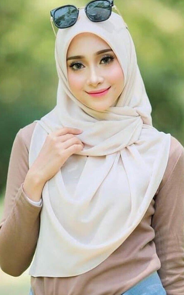 ? #hijab #hijab #aesthetic | Hijab makeup, Hijab