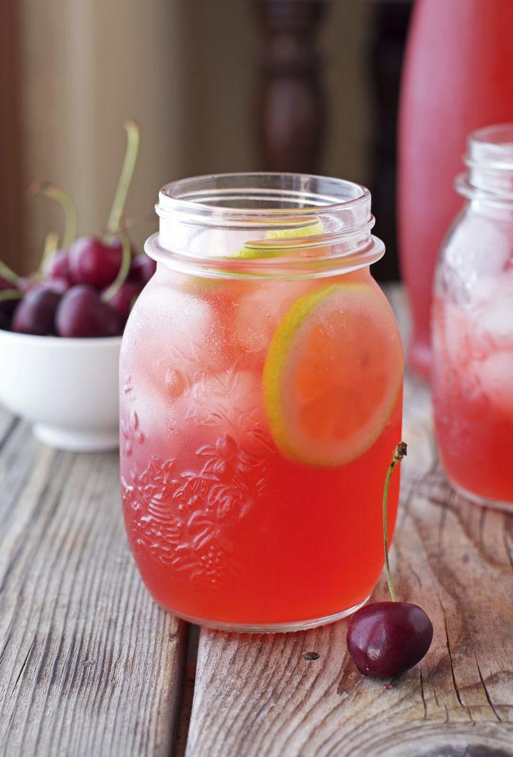 The Iron You: Cherry Lemonade