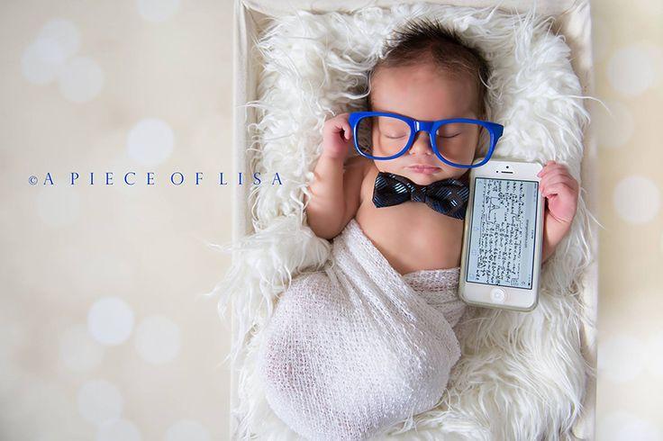 29-geek-recién nacido-baby-fotos