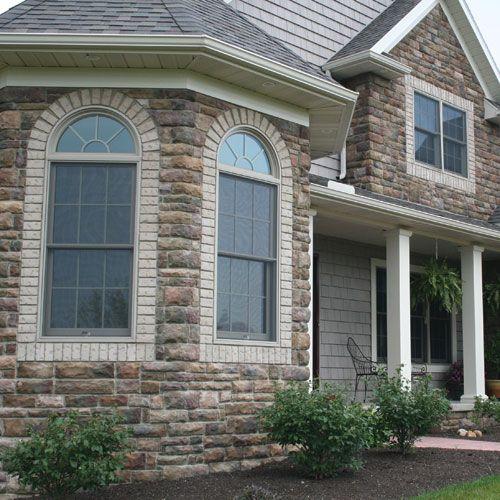 Quality Home Exteriors Design: Dutch Quality Pennsylvania Limestone Exterior Stone
