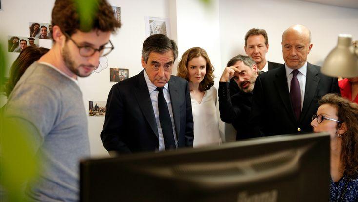 Alain Juppé assure le service minimum aux côtés de François Fillon
