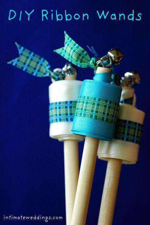 Bell & ribbon wand tutorial!