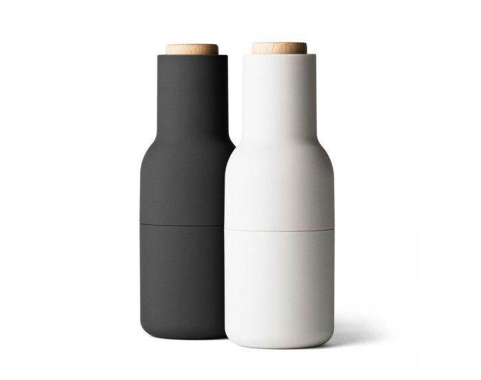 Mlýnky Bottle na sůl a pepř