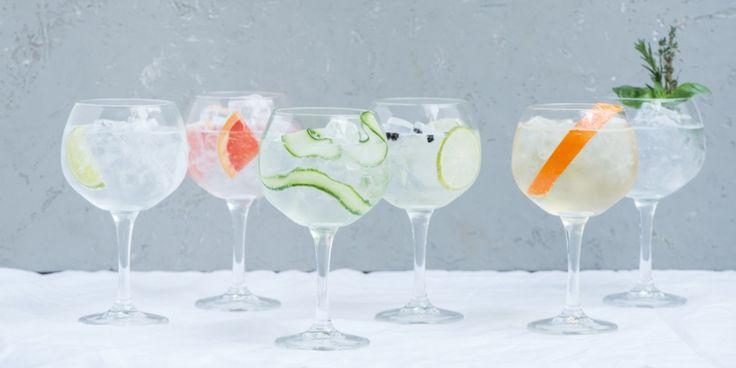 Een frisse gin-tonic gaat er altijd in, maar hoe maak je hem perfect? Nou, zo dus!
